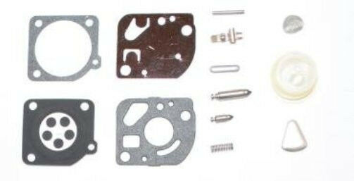 Carburetor Kit For Zama RB-47 Compatible With Fuel Containing Up to 25% Ethanol