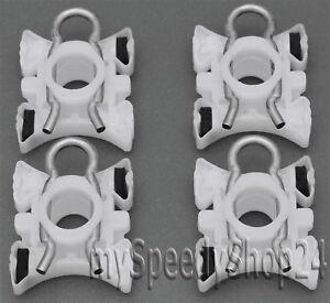 4x fensterheber reparatursatz gleitbacke bmw 3er e36. Black Bedroom Furniture Sets. Home Design Ideas