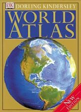 World Atlas by Dorling Kindersley Publishing Staff (2000, Hardcover, Revised)