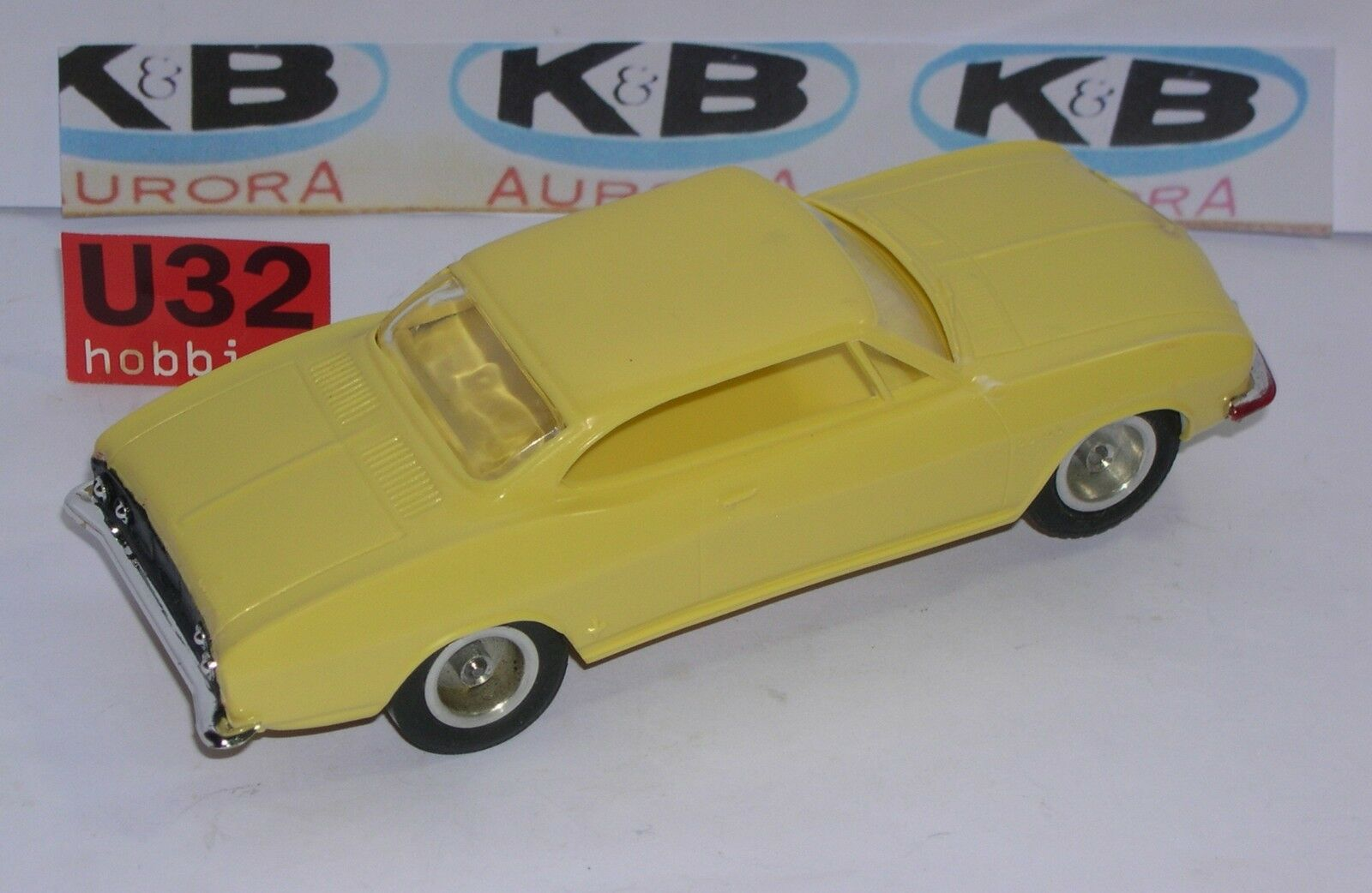 FN K & B AURORA 3254 CORVAIR CORVAIR CORVAIR CORSA 1 32 EXCELLENT CONDITION UNBOXED 7ca2b3