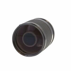 Minolta 500mm F/8 RF Rokkor-X SR Mount Manual Focus Lens {39} - UG