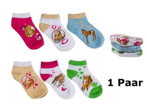 Calcetines mágicos caballos-fantástico regalo de niños tombolapreis give away mitgebs