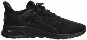 ac4d1f012 Puma 369124 01 ELECTRON STREET ENG MESH Puma Black Men s Sneakers