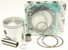 Gaskets ATV 300 94-95 *.080//76.5mm* Top End Rebuild Kit Wiseco Piston//Bearing