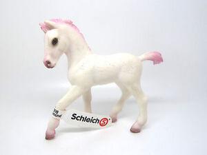 Z1-Schleich-82869-Puledro-Rosalina-rosa-Glitter-Figura-delle-fiabe-Fantasy