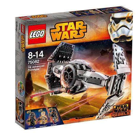 LEGO® 75082 Star Wars™  TIE Advanced Prototype™  NEU & OVP