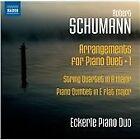 Robert Schumann - Schumann: Arrangements for Piano Duets, Vol. 1 (2012)