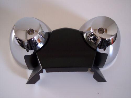 Tachogehäuse Chrom orig Suzuki GSX1400 02-07 Instrumenteneinheit Abdeckung