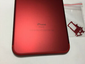 info for 8ee87 7a871 Details about ORIGINAL iPHONE 7+ 7 Plus BACK REAR COVER DOOR HOUSING  REPLACEMENT Red A1660