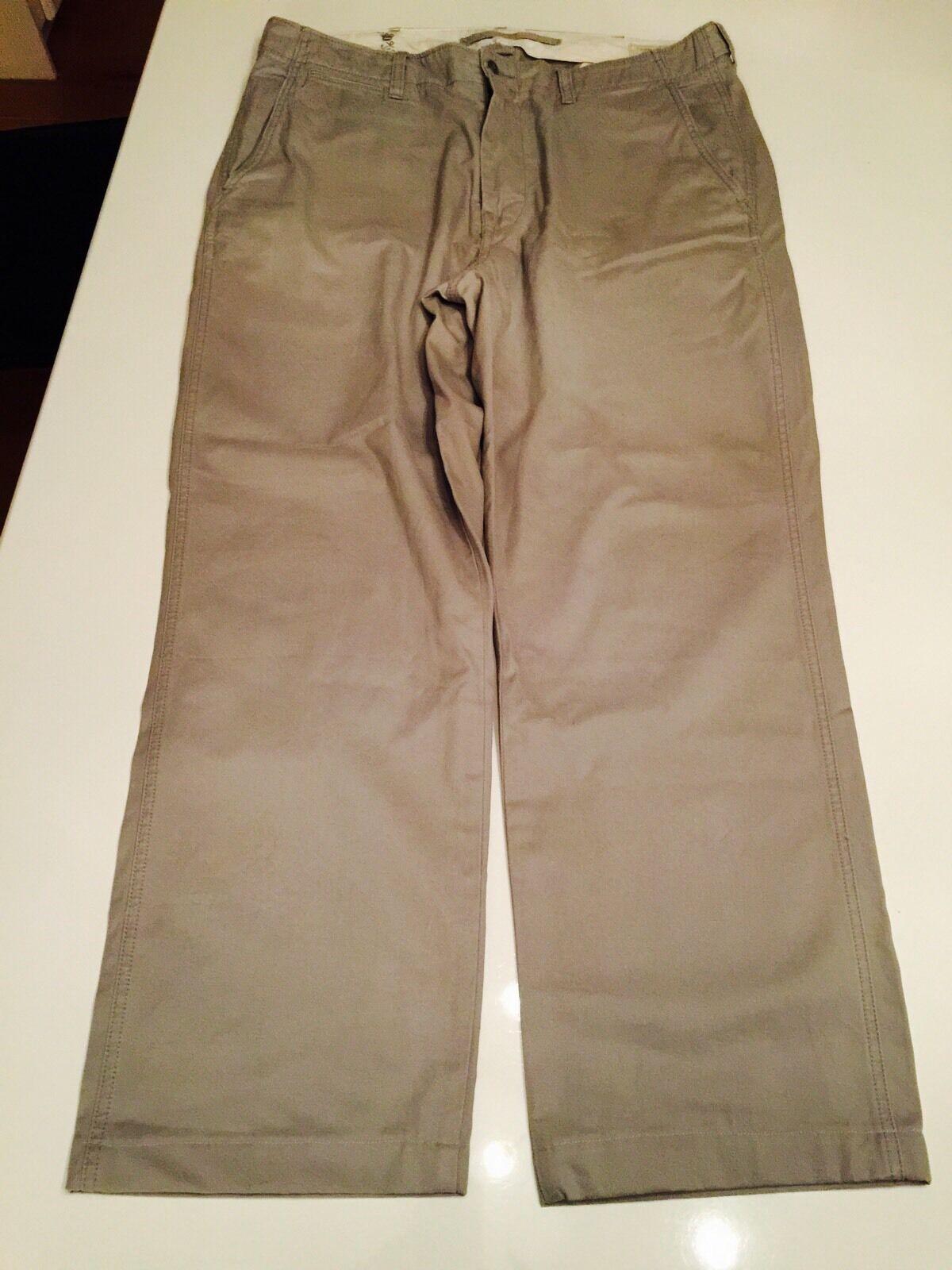 Mens Grey Ralph Lauren Trousers