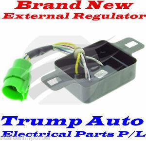 External-Voltage-regulator-for-Toyota-external-regulated-alternators-Around-plug
