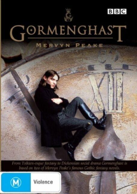 Gormenghast (DVD, 2008, 2-Disc Set)