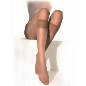 f7522e235 Skin Colour Everyday Sheer Knee Highs Women Stockings- Lot 24 Pieces ...