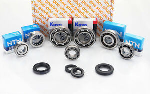 HONDA-CIVIC-1-6-5-SPEED-MANUAL-GENUINE-GEARBOX-BEARING-OIL-SEAL-REBUILD-KIT-OE