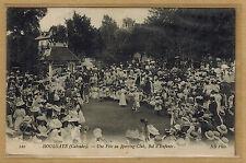 Cpa Normandie Houlgate - une fête au Sporting Club bal d'enfants rp0428