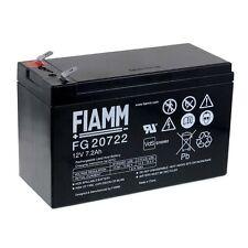 FIAMM Ersatzakku für USV APC Back-UPS BK650EI 12V 7200mAh/86,4Wh Lead-Acid Schw