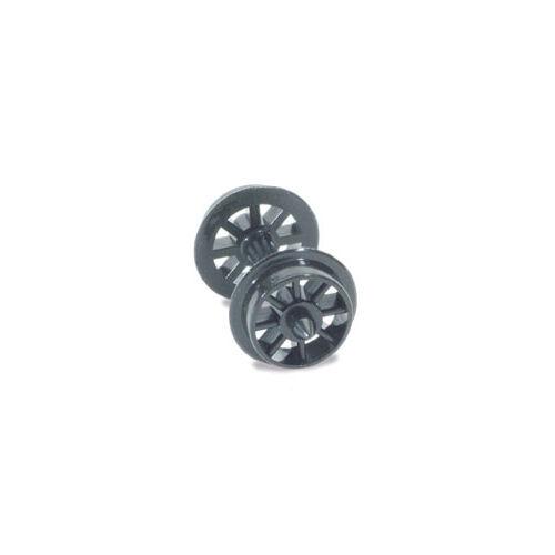 Hardlon Mouldings für n 4er Packung Peco NR-101 Speichenrad Räder auf Achsen