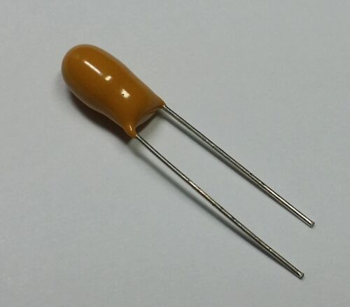 LOT 22uF 16V Radial Dipped Tantalum Capacitor T355F226M016AS 10