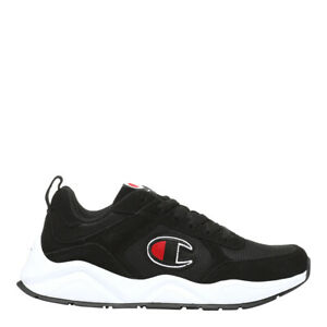 c9ed1f414ab Image is loading Champion-Men-039-s-93-Eighteen-Shoes-Black-