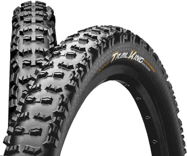 MTB Tyre Rigid Continental Mountain King II XC 650B 27.5 x 2.2