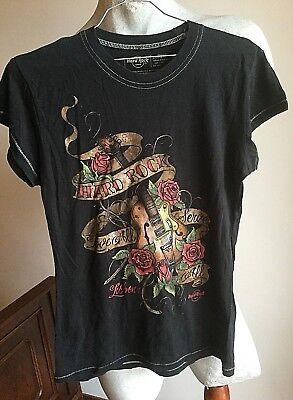 HARD ROCK CAFE' LONDON LISBON maglia t shirt maglietta | eBay