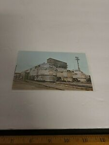 Vintage Postcard - Train Locomotive New York Central System 1949 Unposted #414