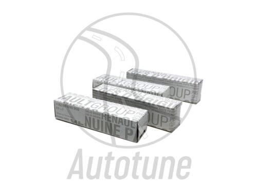 original 4x Renault doble función 8200490950//Clio Espace Kangoo laguna Megane