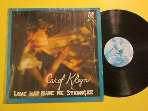Carol-Kleyn-Love-Has-Made-Me-Stronger-Folk-Lyrr-Reords-1976-Harp-LP