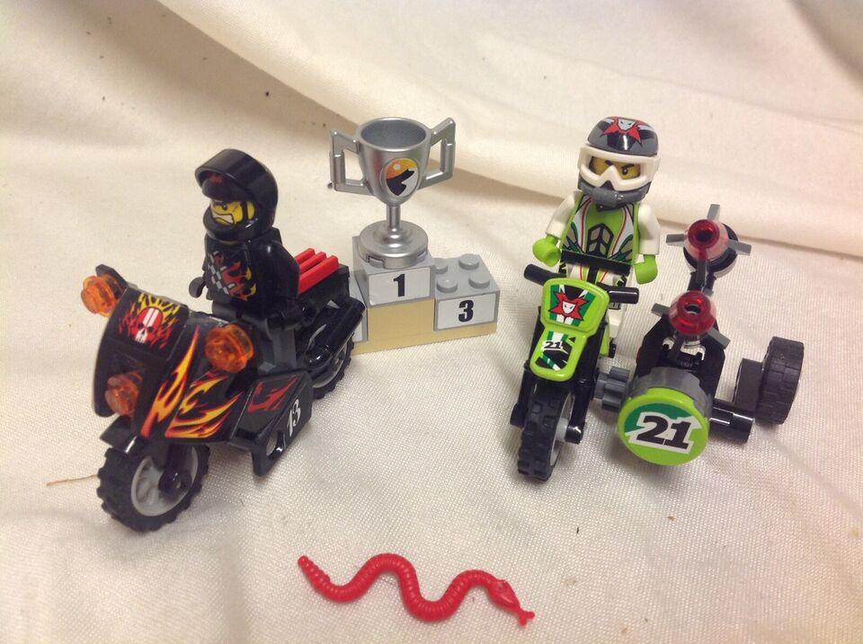 Lego World of Racers, 8896