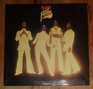 Slade-Slade-In-Flame-Vinyl-LP-Album-Gatefold-33rpm-1974-Polydor-2442-126