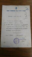 FB904_SCUOLE ELEMENTARI TORINO_DE AMICIS_PROMOZIONE ANNO 1938