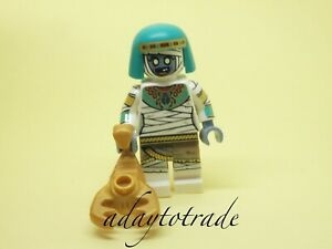 Lego-Collection-Mini-Figure-series-19-Momie-Queen-71025-6-COL347-RBB