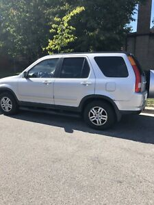 2002 Honda CR-V Loaded