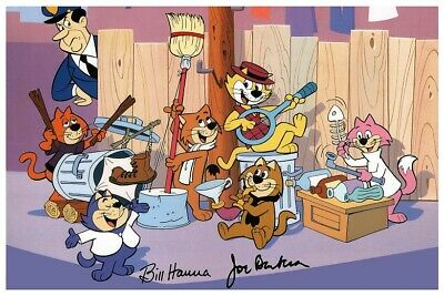 TOP CAT & the GANG PRINT Hanna Barbera   eBay