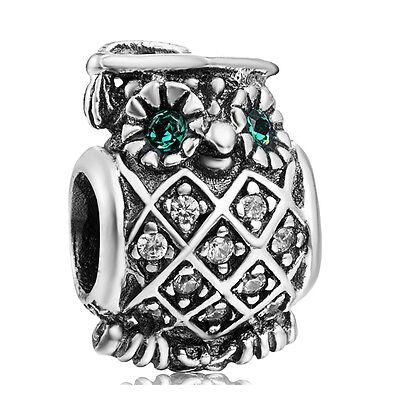New Women Jewelry 925 Sterling Silver Fashion European Charms Fit Bead Bracelets