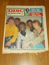 DISC AND MUSIC ECHO JUNE 29 1968 EQUALS ARTHUR BROWN DIONNE CILLA BLACK
