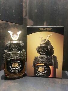 Nikka Gold & Gold whisky