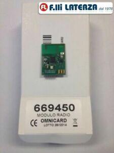 Edilkamin-669450-Module-Radio-Omnicard-Italienne-Cheminees-Code-R669450