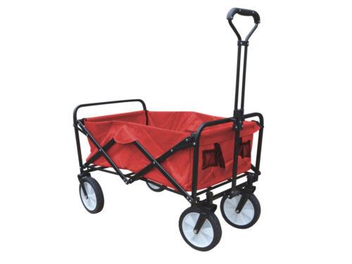 MOON Carrello carretto pieghevole per il trasporto giardino giardinaggio da x