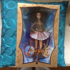 Hard Rock Cafe Barbie 2007 Only 12,000 Worldwide NRFB