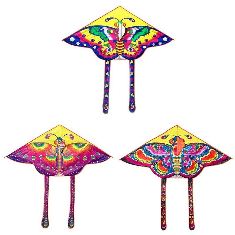 papillon cerf-volant cerf-volant et et et enrouleur chaîne enfants jouets en plein air 33fa81