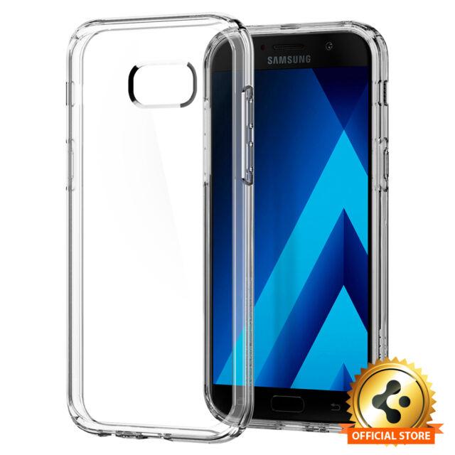 check out ffaae f072f Spigen Ultra Hybrid Case Cover Samsung Galaxy A5 2017 A520 Transparent