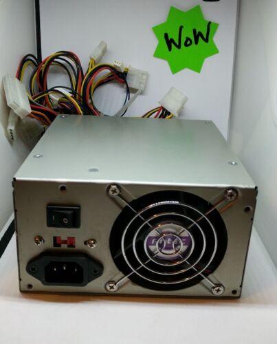 Antec SL350 Desktop Smart Power Output 350 Watt Power Supply 350W