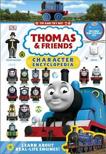 NEW BOOK Thomas and Friends Character Encyclopedia by DK (2018)