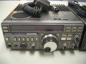 As Is Yaesu Ft 757sx Hf Transceiver All Mode Ham Radio Bof20000 Ebay