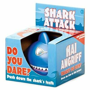 Shark-Attack-Game