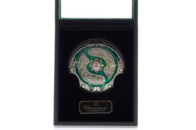 The International DOTA 2 Championships Aegis Shield 2018