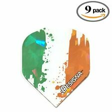 Harrows Marathon Ireland Fighting Irish Flag Clover Dart Flights 3 Sets