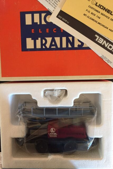 Lionel Parts 18406 Operating Track Maintenance Car Catwalk Platform