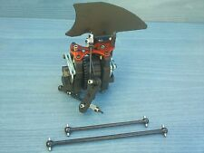 NITRO 1/8 RC TRUGGY HPI TROPHY 4.6 CENTER DIFF GEARBOX NEW